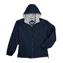 Nylon Hooded Jacket 080558