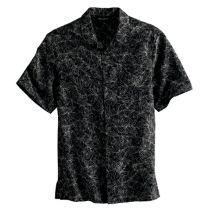Printed Ripstop Camp Shirt U085006WHILE SUPPLIES LAST