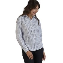 V-Neck Tailored Blouse 111249  WHILE SUPPLIES LAST