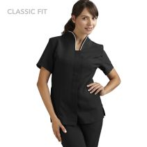Fly-Front Tunic 112898