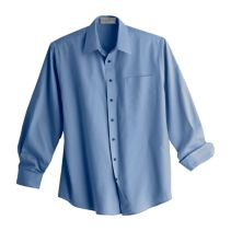 Frosted Pique Dress Shirt 113591