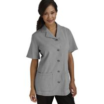 Eco Micro-Check Tunic 114096  Eco