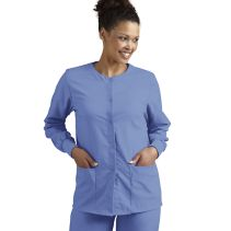 Warm-Up Scrub Jacket 114150  WHILE SUPPLIES LAST