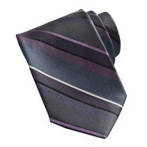 Lilac Stripe Tie114234