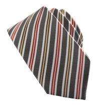 Oxford Stripe Tie 114836