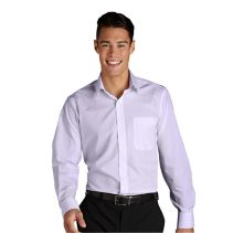 Solid Poplin Dress Shirt 115113