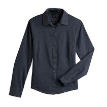 Heathered Blouse 115407  WHILE SUPPLIES LAST