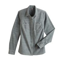 Chambray Blouse 115722