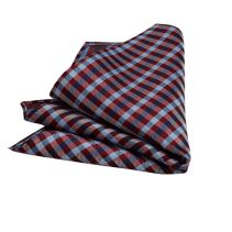 Plaid Pocket Square 115730