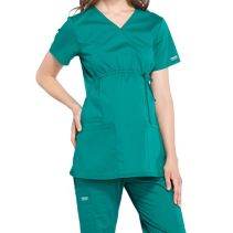 Cherokee Ww685 Maternity Top 116106  PROFESSIONALS