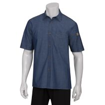 Chefworks Detroit Male Shirt 116186  NEW