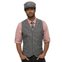 Chefworks Fairfax Male Vest 116192  NEW