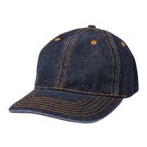 Chefworks Denim Baseball Hat116242
