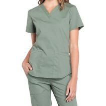 Cherokee Ww665 V-Neck Top 116330  PROFESSIONALS