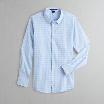 Micro Windowpane Shirt116528NEW