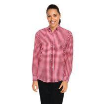 Chefworks Gingham Dress Shirt117258