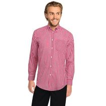 Chefworks Gingham Dress Shirt 117391