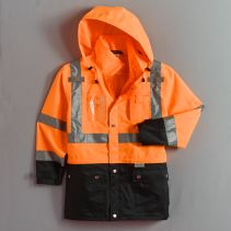 Hi-Vis Outer Shell 071041  Easy Care