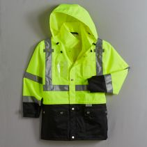Hi-Vis Outer Shell 071041  NEW