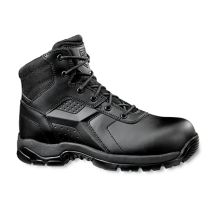 Side Zip Safety Toe Boot 079596