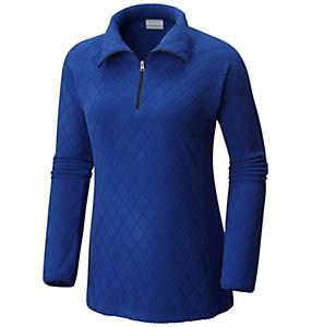 Women's Glacial™ Fleece III Print 1/2 Zip - Plus Size