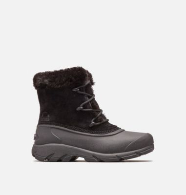 Warm Angel Winter Boot Waterproof Women's Snow Sorel Lace q5WtwH