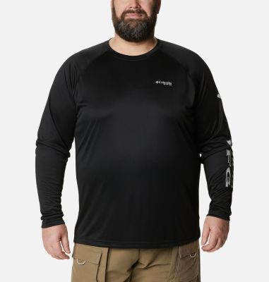 Men's PFG Terminal Tackle™ Long Sleeve Tee - Big | Tuggl