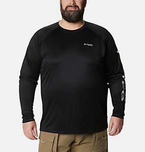 Men's PFG Terminal Tackle™ Long Sleeve Tee - Big