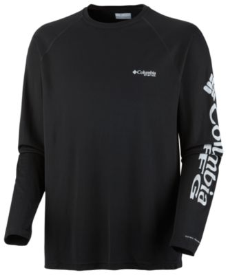 Men's PFG Terminal Tackle™ Long Sleeve Tee - Tall at Columbia Sportswear in Oshkosh, WI | Tuggl