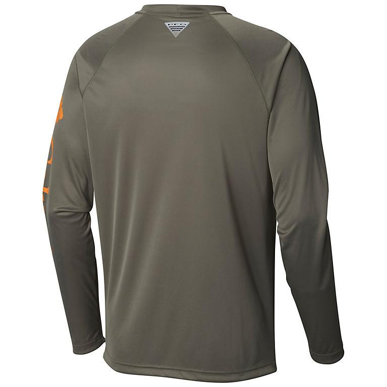 8bc7cad71823 Cypress, Koi Logo Men's PFG Terminal Tackle™ Long Sleeve Shirt- Tall, View