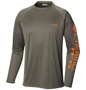 T-shirt à manches longues PFG Terminal Tackle™ pour homme - Grandes tailles