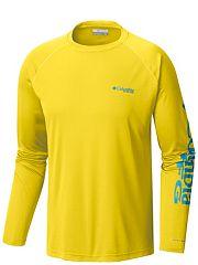 22125045 Men's PFG Terminal Tackle™ Long Sleeve Tee | Columbia.com