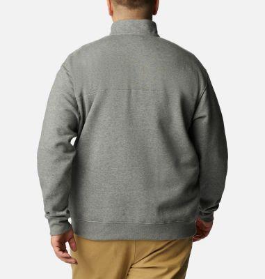 Men's Hart Mountain™ II Half Zip Fleece Pullover - Big
