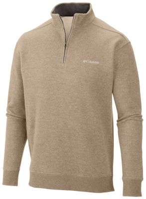Men's Hart Mountain™ II Half Zip Fleece Jacket - Tall