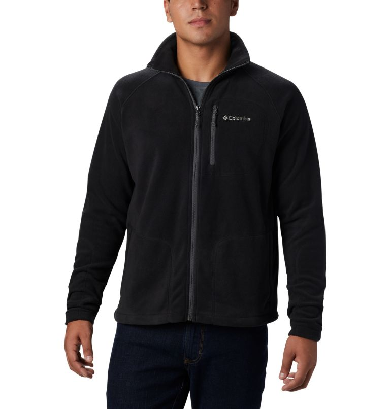 Men's Fast Trek™ II Full Zip Fleece - Plus Size Men's Fast Trek™ II Full Zip Fleece - Plus Size, front