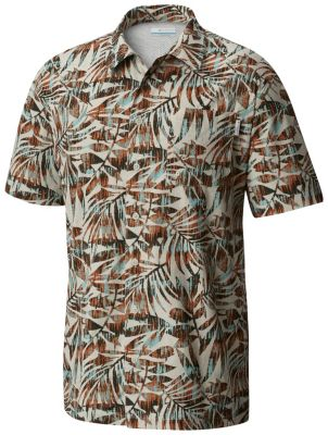 Men's PFG Trollers Best™ Short Sleeve Shirt - Tall | Tuggl