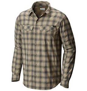 Men's Silver Ridge™ Plaid Long Sleeve Shirt - Big