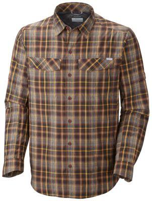 Men's Silver Ridge™ Plaid Long Sleeve Shirt - Big | Tuggl