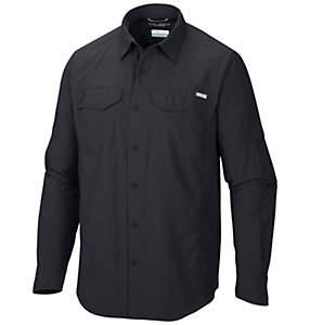 Silver Ridge™ Langarm-Hemd für Herren – groß