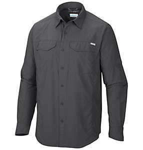 Men's Silver Ridge™ Long Sleeve Shirt - Plus Size