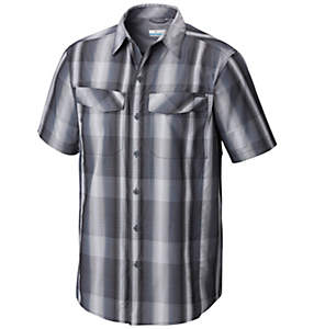 Men's Silver Ridge™ Multi Plaid Short Sleeve Shirt - Tall