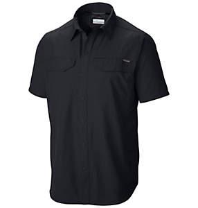 Silver Ridge™ Kurzarm-Hemd für Herren – groß
