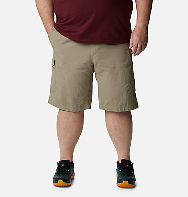 Men's Silver Ridge™ Cargo Short - Plus Size , front