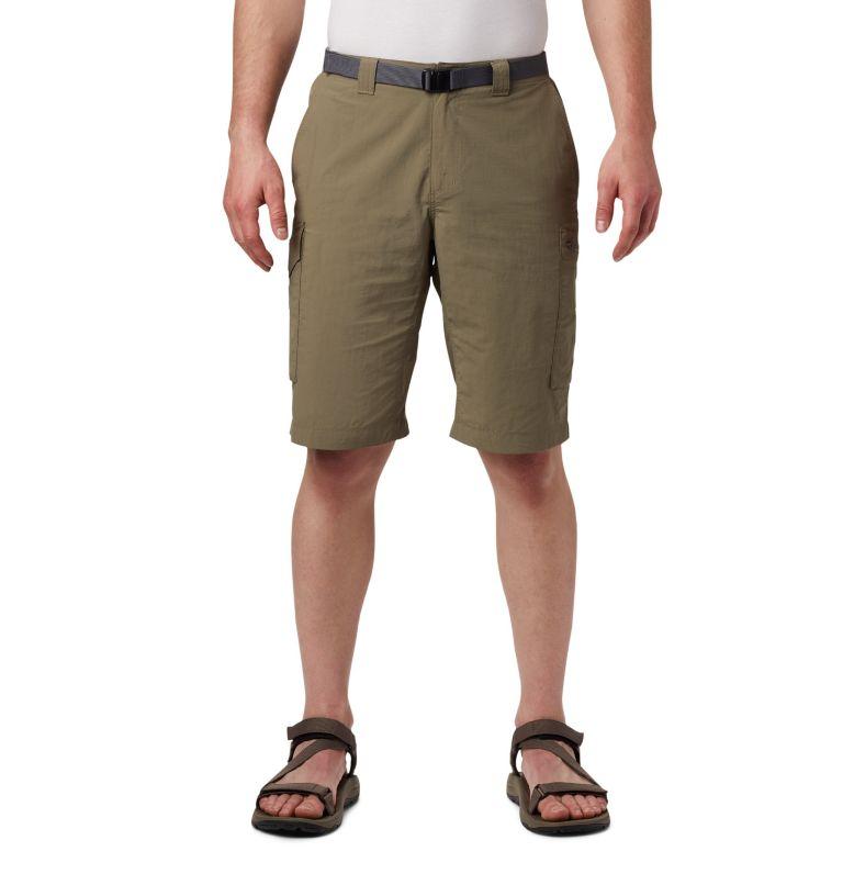 Men's Silver Ridge™ Cargo Short - Plus Size Men's Silver Ridge™ Cargo Short - Plus Size, front
