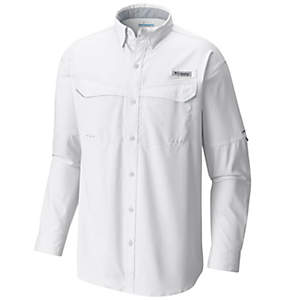 Men's Low Drag Offshore™ Long Sleeve Shirt - Tall