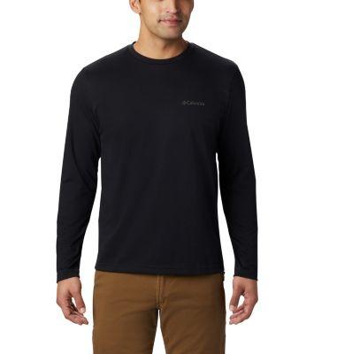 Men's Thistletown Park™ Long Sleeve Crew Neck Shirt | Tuggl