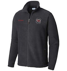 Men's Collegiate Flanker™ II Full Zip Fleece - South Carolina