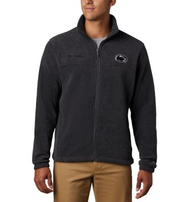 Men's Collegiate Flanker™ II Full Zip Fleece - Penn State at Columbia Sportswear in Economy, IN | Tuggl
