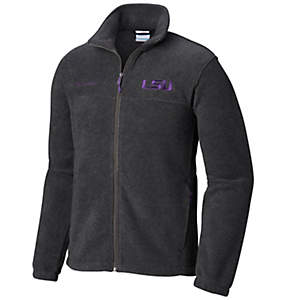 Men's Collegiate Flanker™ II Full Zip Fleece - LSU
