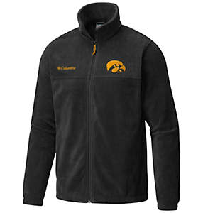 Men's Collegiate Flanker™ II Full Zip Fleece - Iowa